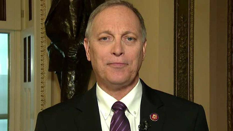 Rep. Andy Biggs sees 'no explanation' for Senate Committee subpoena for Donald Trump Jr.