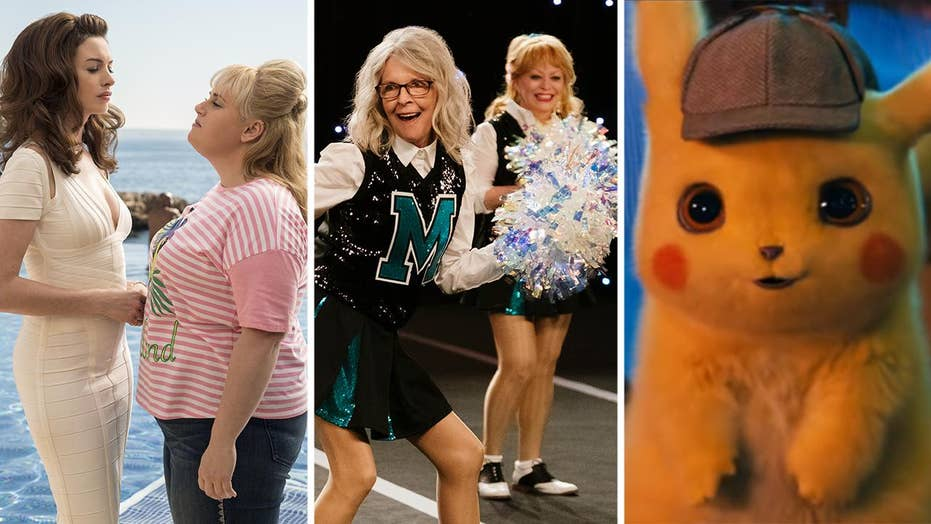 New in Theaters: 'The Hustle,' 'Poms' and 'Pokemon Detective Pikachu'