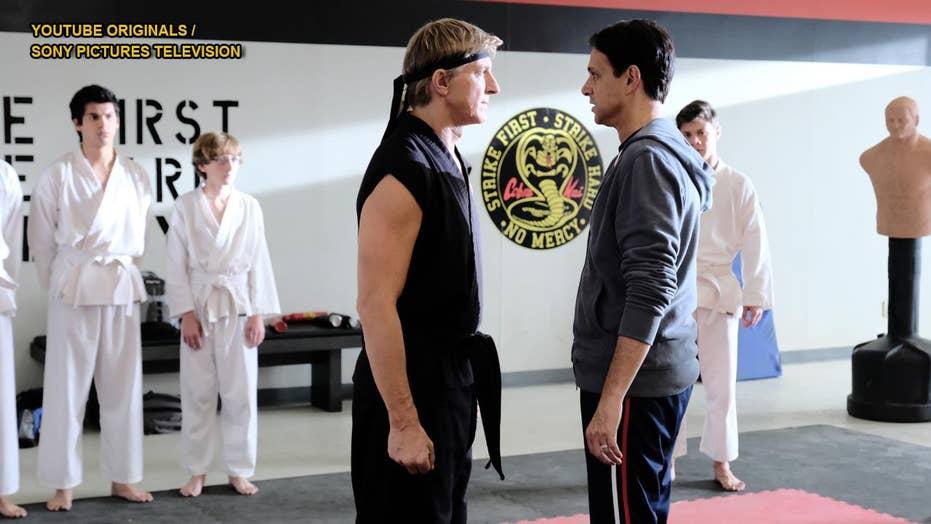 'Cobra Kai' actors talk the new season and success of 'Karate Kid'
