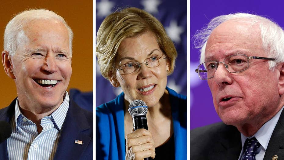 If Democratic Frontrunners Cant Stop >> Peggy Grande Three Lies The Left Needs To Stop Telling Fox News