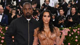 Kim Kardashian and Kanye West scolded by Wyoming wildlife officials for animal harassment