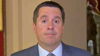 Devin Nunes: Former FBI Director James Comey is 'in a lot of trouble'