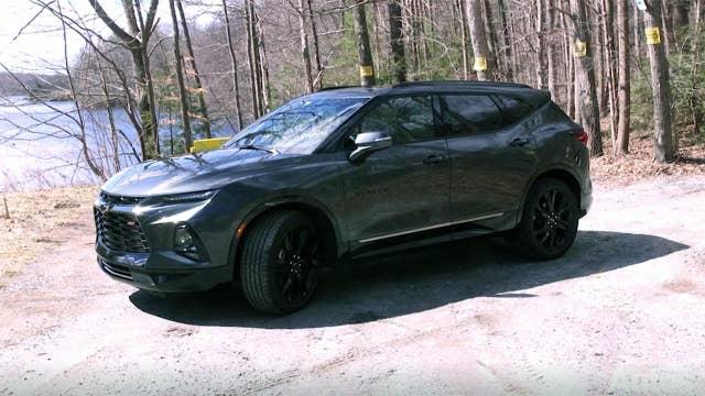 2019 Chevrolet Blazer test drive: It's back  Latest News ...