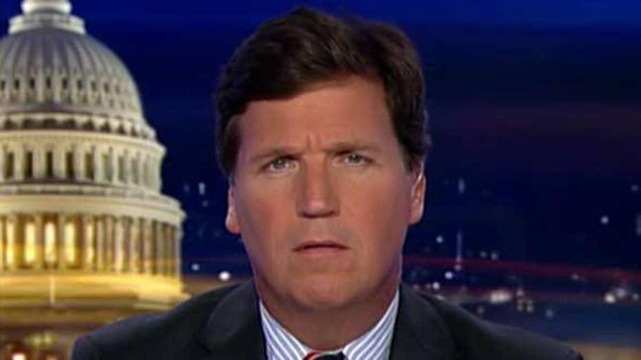 Tucker: Politicians using tragedy as a political prop