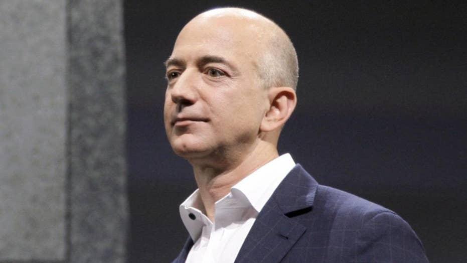 Amazon CEO Jeff Bezos donates $100M to food banks as unemployment ...