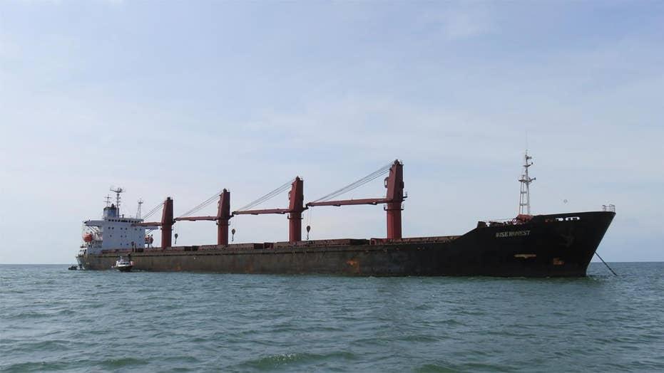 US seizes North Korean cargo ship amid rising tensions