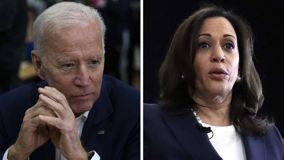 Anita Hill takes shot at Joe Biden; Howard Schultz MIA; Kamala Harris pens Mother's Day tribute