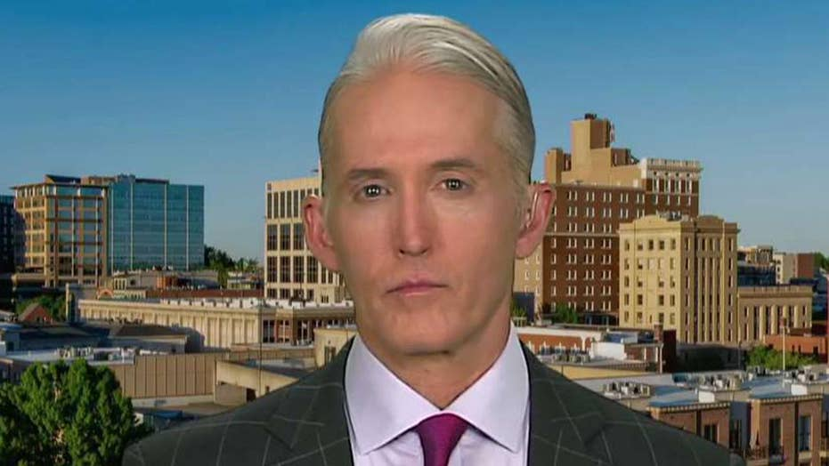 Gowdy: If Burr is sending a subpoena, private negotiations must have failed