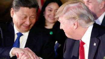 Peter Morici: Why a trade deal with China could put our national security at risk