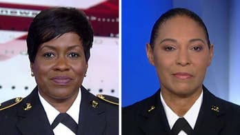 Maryland becomes first state to have National Guard led by all-female command staff