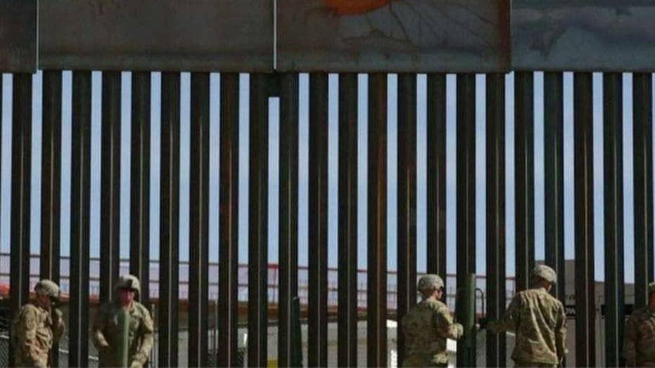 Department of Defense approves $1.5 billion for border wall