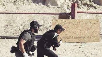 'Tatical rabbi' trains synagogues in self-defense
