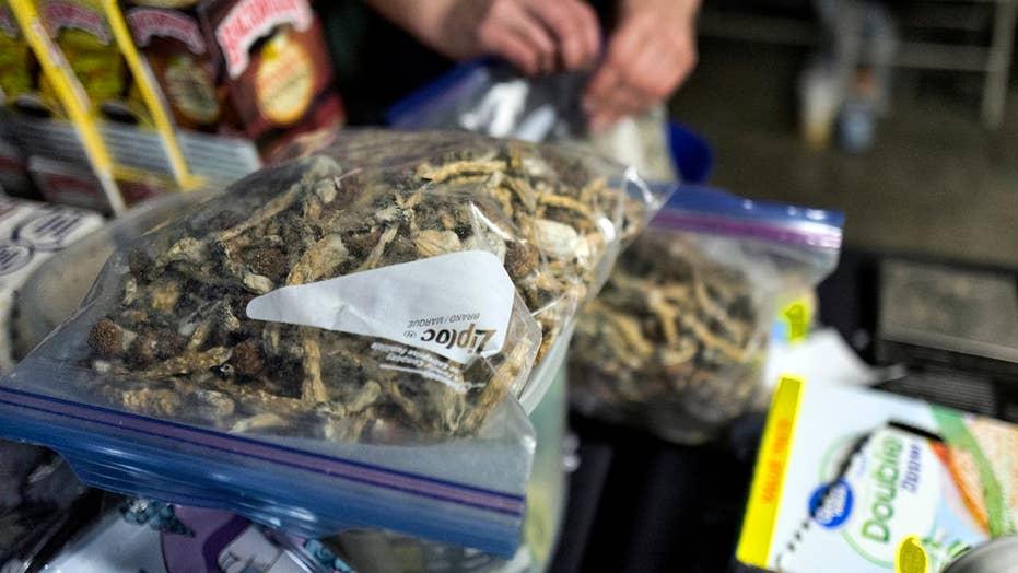 Denver, Colorado becomes first city to decriminalize 'magic mushrooms'