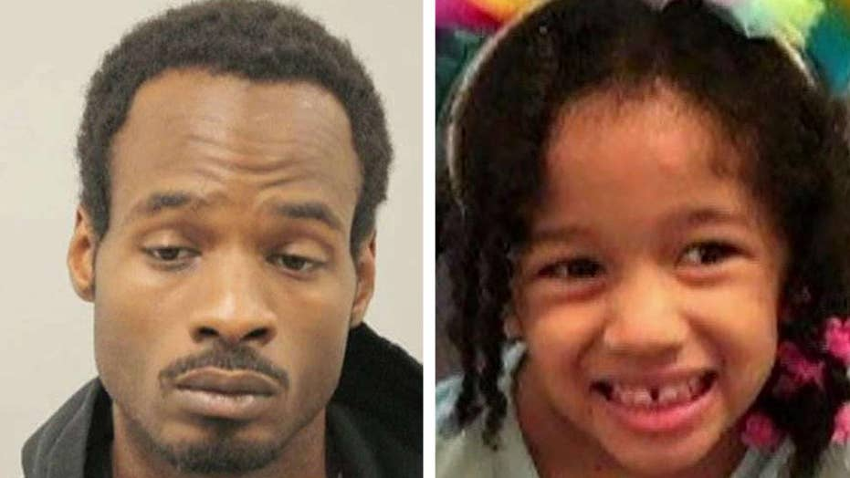 Stepfather arrested in Texas girl's disappearance