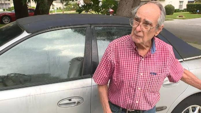 Florida man, 88, carjacked at gunpoint while on his way to buy Mother's Day gift for wife