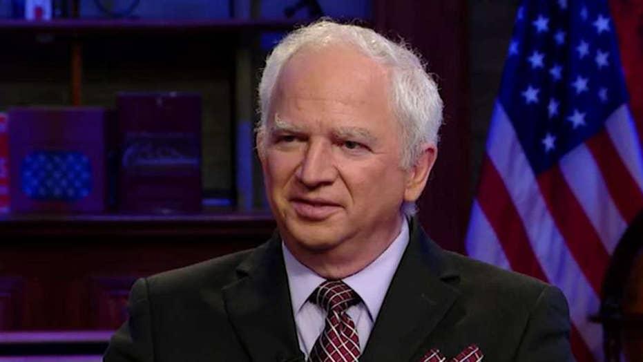 John Eastman says Robert Mueller's report presumes guilt unless Trump can prove otherwise