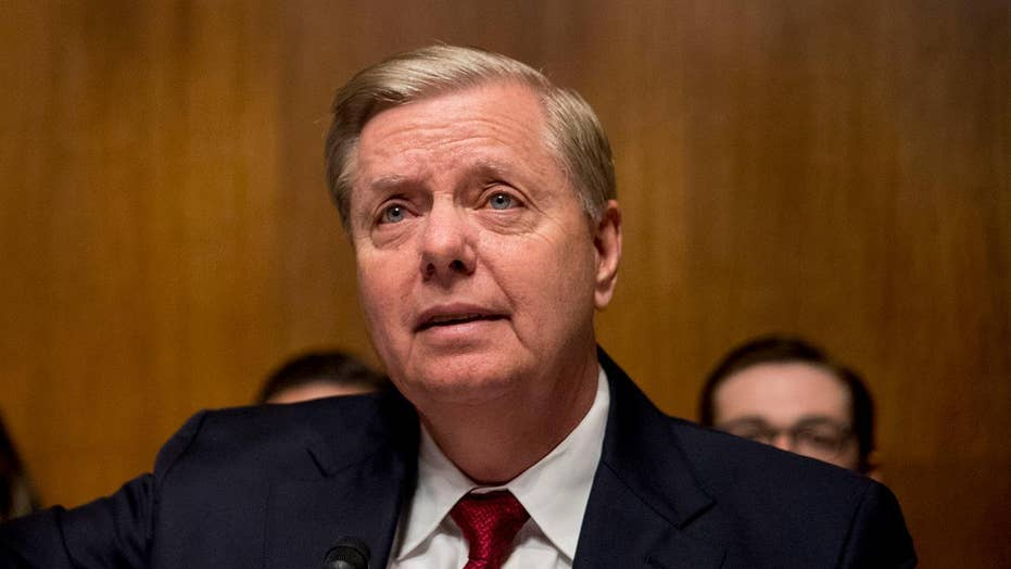 Investigating the investigators: Sen. Graham pushes to declassify key docs on Steele dossier