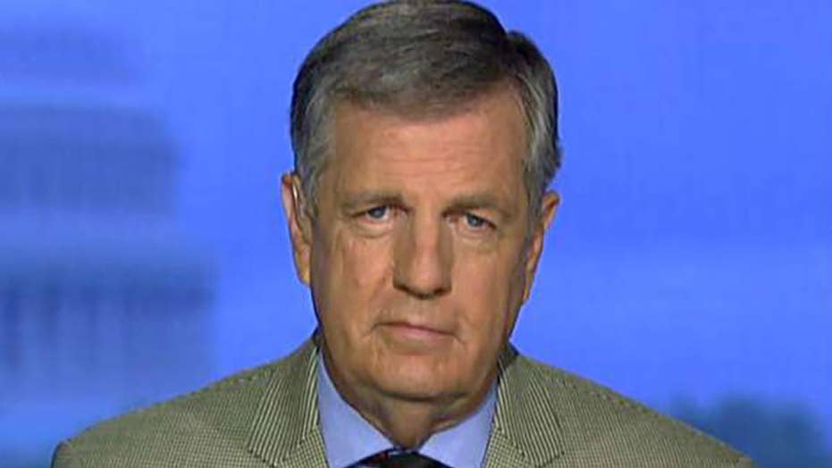Brit Hume on politics of President Trump's China trade policy, potential of a Biden-Harris ticket