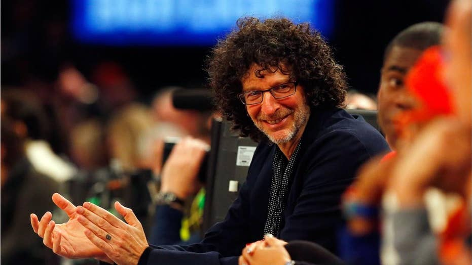 Howard Stern on his infamous Trump interviews: 'There was no filter'
