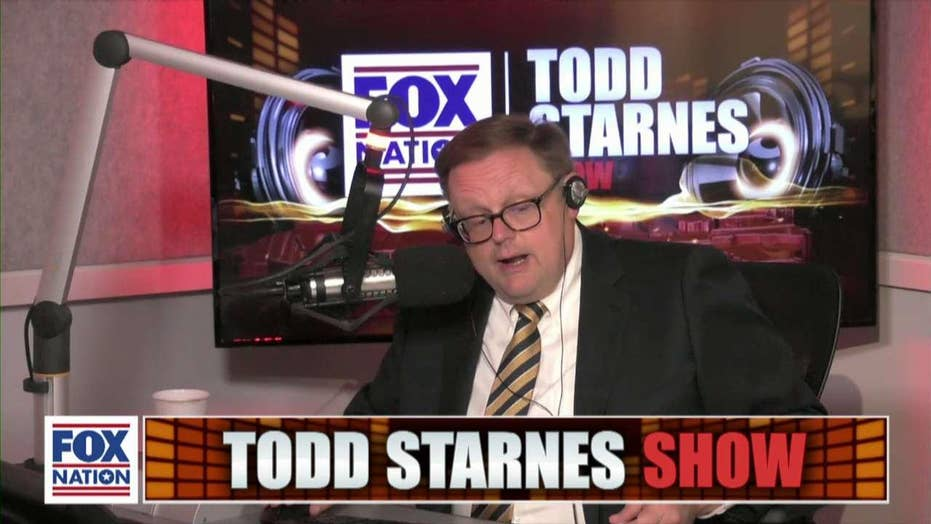 Todd Starnes and Rep. Lee Zeldin (R-NY)
