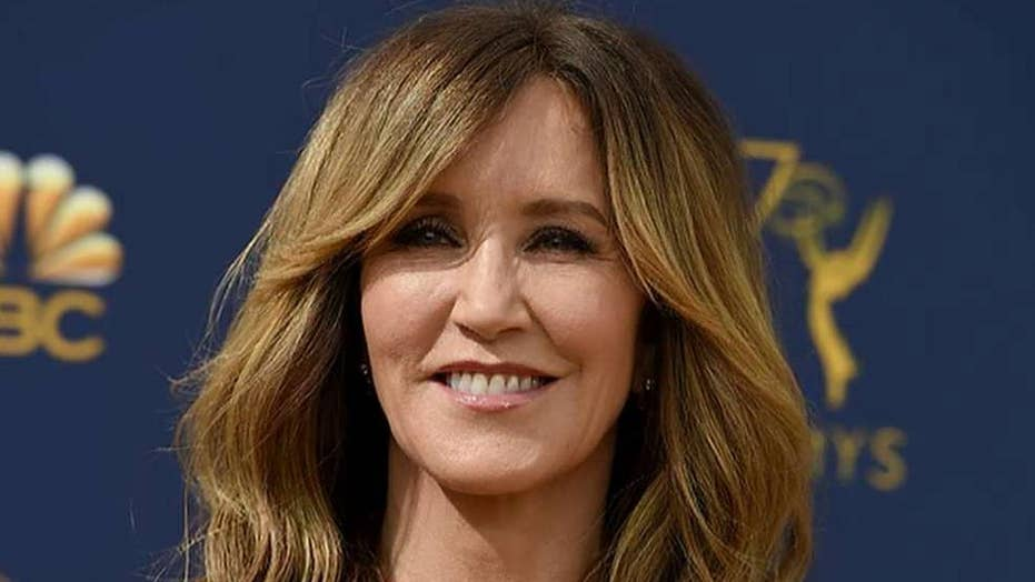 Actress Felicity Huffman pleads guilty in largest-ever college admissions scandal