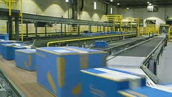 Walmart takes on Amazon with free next day shipping