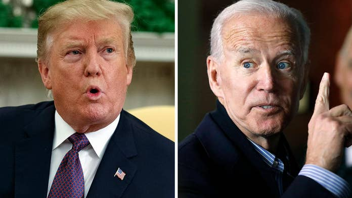 GOP pollster says Trump ahead of Biden in 4 out of 6 battleground states
