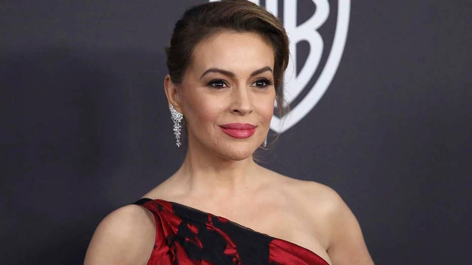 Actress Alyssa Milano calls for nationwide 'sex strike' to protest abortion laws.