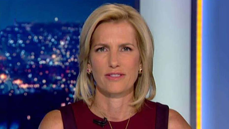 Ingraham: Trump the cleanup man