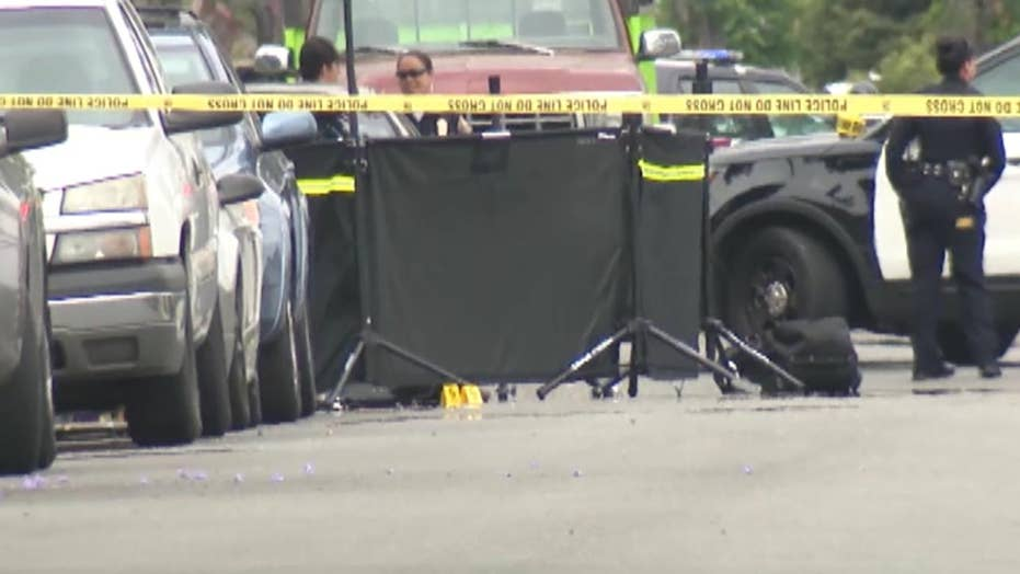 Woman fatally attacked by man with an electric scooter