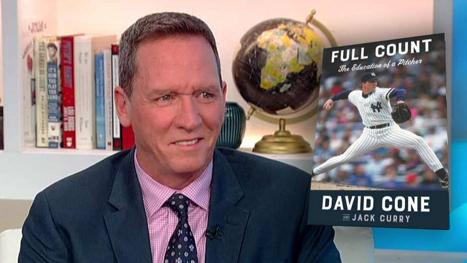 Former MLB All-Star pitcher David Cone opens up on mistakes and life lessons in new book
