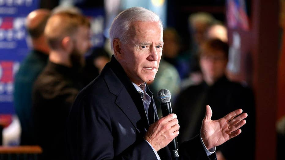 Biden claims Obama presidency had no scandals in 8 years