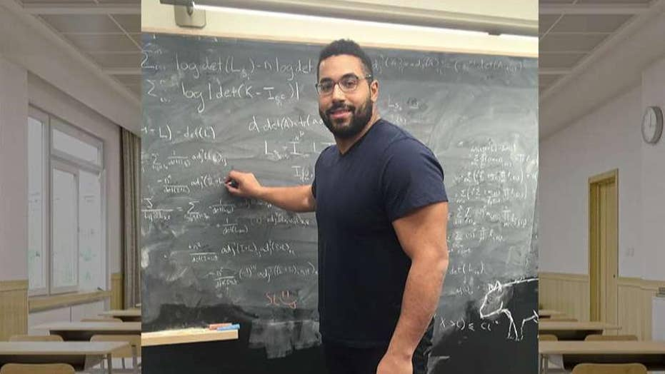 Former NFL player John Urschel opens up on balancing his passions for math and football