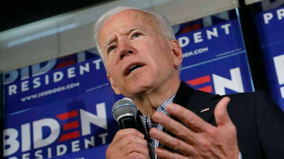 Progressive Democrats knock Joe Biden's centrist approach
