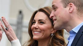 Kate Middleton and Prince William's plane forced to turn around during fierce electrical storm in Pakistan