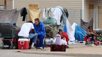 Tucker: Homelessness getting worse in California