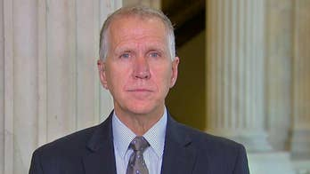 Sen. Thom Tillis weighs in on escalating tensions between the US and Iran