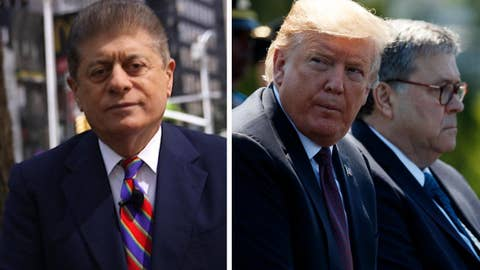 Judge Napolitano: Trump has been abandoning separation of powers