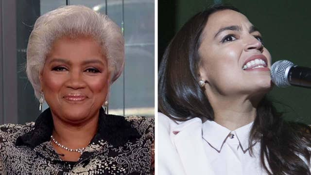 Brazile: Alexandria Ocasio-Cortez is the hot sauce in the Democrat Party gumbo thumbnail
