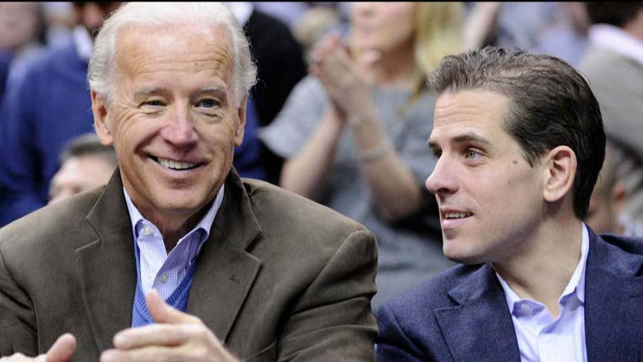 Hunter Biden's dealings in Ukraine emerge as 2020 issue for Joe Biden