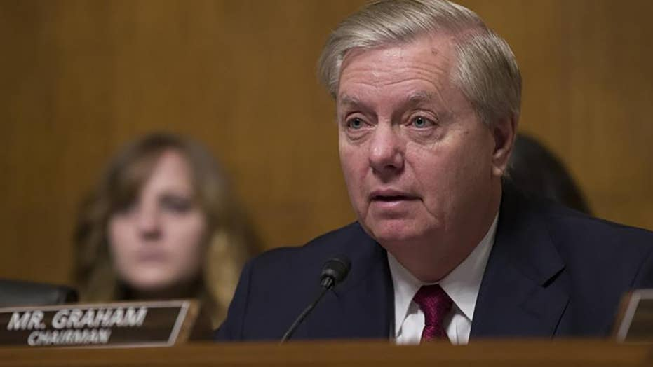 Sen. Lindsey Graham reveals new immigration check as Feds detain dozens over purported immigration scam