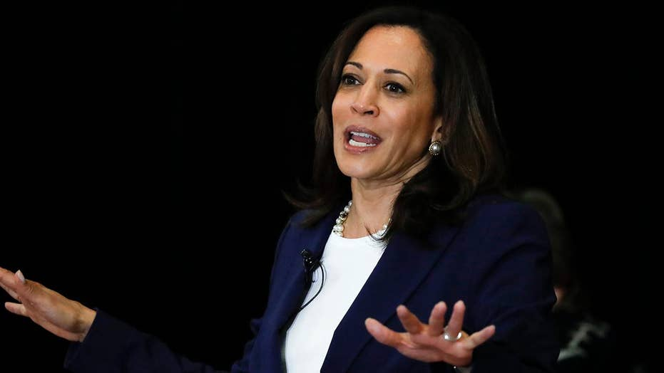 Kamala Harris pledges to ban assault weapon imports if elected president