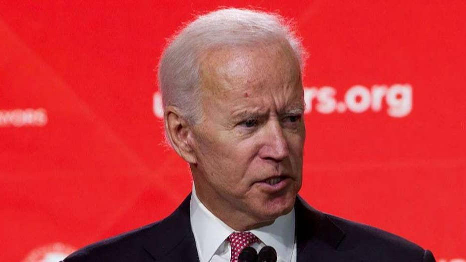 Is Joe Biden is too moderate?