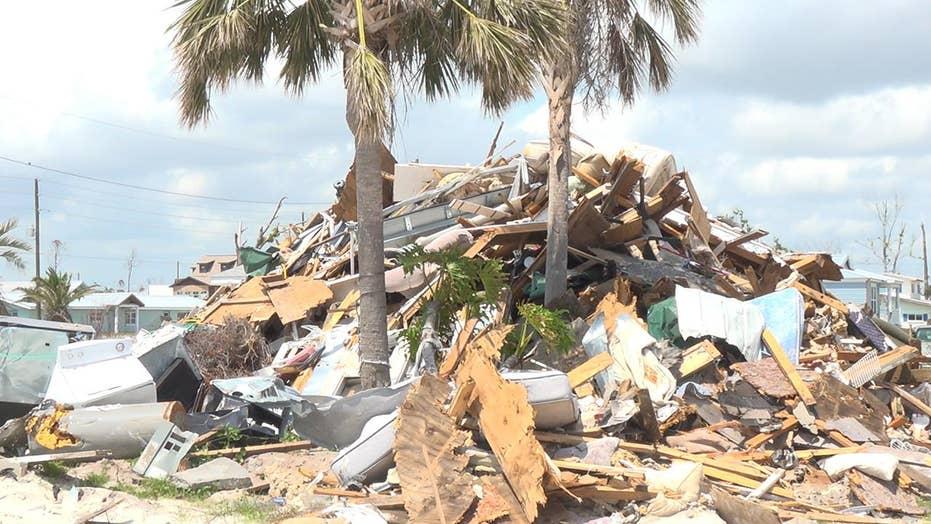 Mexico Beach still in ruins as next hurricane season looms