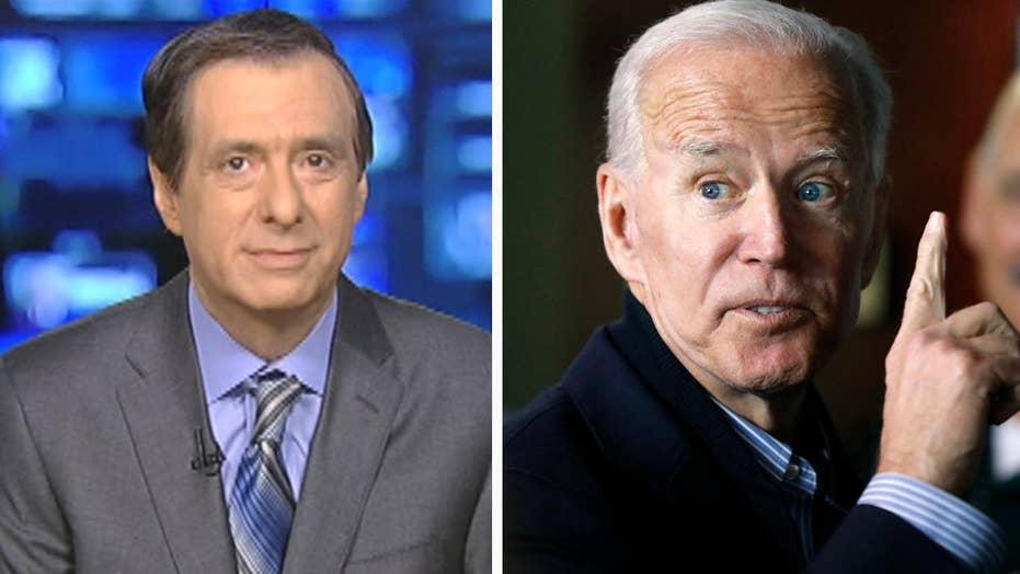 Howard Kurtz: Trump's advisers wish him to lay off 'Sleepy Joe'