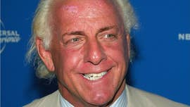 Ric Flair pulls out of roast amid health struggles