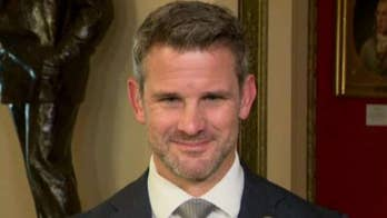 Rep. Adam Kinzinger on heightened tensions between the US and Iran