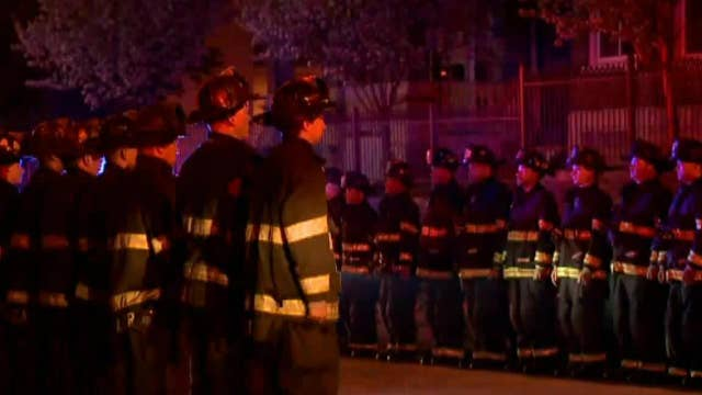Wisconsin firefighter dies after being shot responding to medical call
