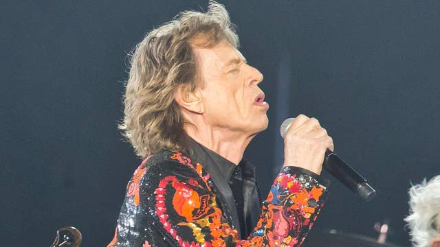Mick Jagger on the mend; Monet painting breaks a record