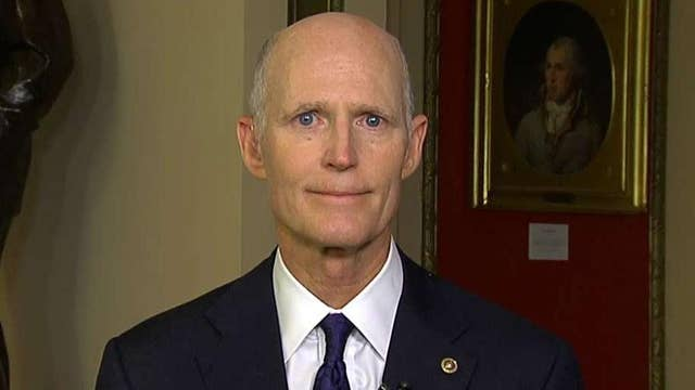 Sen. Rick Scott urges Iran to 'come to their senses' and not pick a fight with the US
